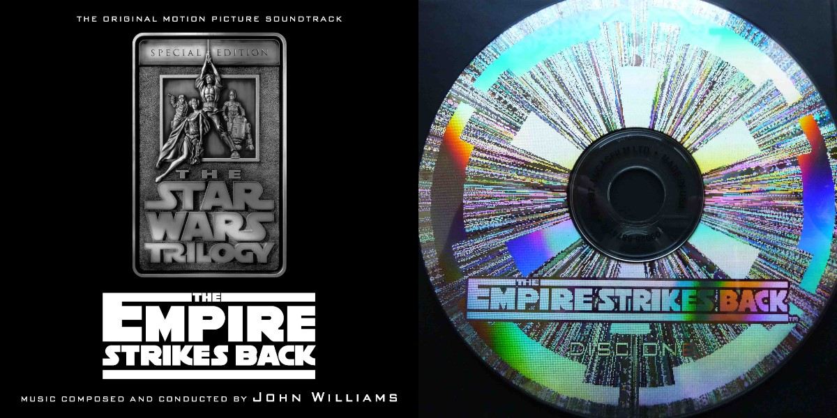 The Empire Strikes Back Speical Edition Soundtrack